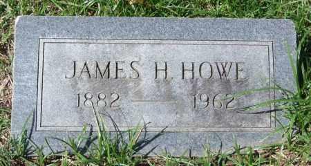 HOWE, JAMES H. - Garland County, Arkansas | JAMES H. HOWE - Arkansas Gravestone Photos