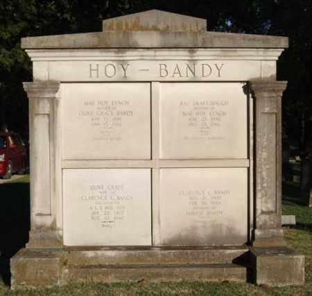 HOY-BANDY, FAMILY TOMB - Garland County, Arkansas | FAMILY TOMB HOY-BANDY - Arkansas Gravestone Photos