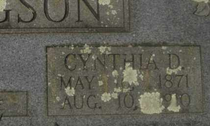 HUCHINGSON, CYNTHIA D - Garland County, Arkansas | CYNTHIA D HUCHINGSON - Arkansas Gravestone Photos