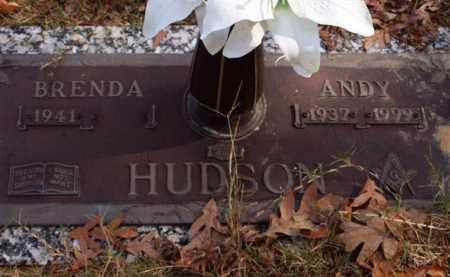 HUDSON, ANDY - Garland County, Arkansas   ANDY HUDSON - Arkansas Gravestone Photos