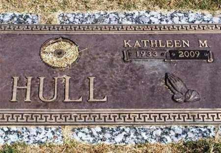 HULL, KATHLEEN M - Garland County, Arkansas | KATHLEEN M HULL - Arkansas Gravestone Photos