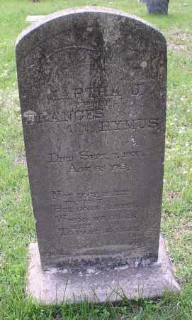 HYMUS, MARTHA J. - Garland County, Arkansas | MARTHA J. HYMUS - Arkansas Gravestone Photos