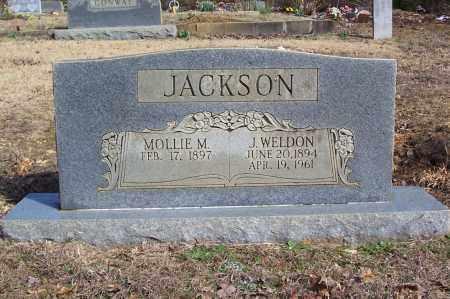 JACKSON, JOSEPH WELDON - Garland County, Arkansas | JOSEPH WELDON JACKSON - Arkansas Gravestone Photos
