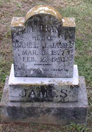 JAMES, DELIA FRANCES - Garland County, Arkansas | DELIA FRANCES JAMES - Arkansas Gravestone Photos