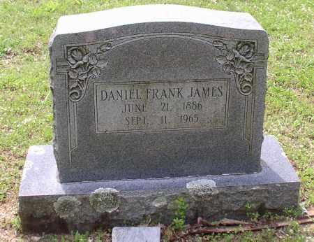 JAMES, DANIEL FRANK - Garland County, Arkansas | DANIEL FRANK JAMES - Arkansas Gravestone Photos