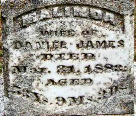 JAMES, MALINDA (CLOSE UP) - Garland County, Arkansas | MALINDA (CLOSE UP) JAMES - Arkansas Gravestone Photos