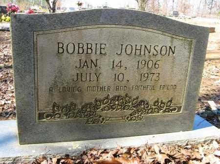JOHNSON, BOBBIE - Garland County, Arkansas   BOBBIE JOHNSON - Arkansas Gravestone Photos