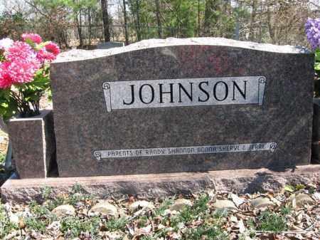 JOHNSON, GERALD (FAMILY) - Garland County, Arkansas | GERALD (FAMILY) JOHNSON - Arkansas Gravestone Photos