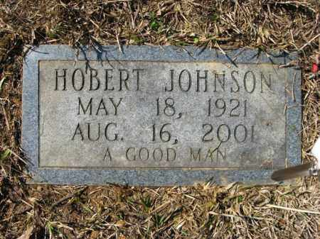 JOHNSON, HOBERT - Garland County, Arkansas   HOBERT JOHNSON - Arkansas Gravestone Photos