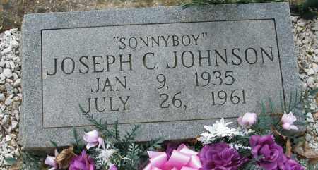 JOHNSON, JOSEPH C. - Garland County, Arkansas | JOSEPH C. JOHNSON - Arkansas Gravestone Photos