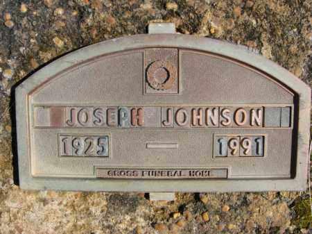 JOHNSON, JOSEPH - Garland County, Arkansas | JOSEPH JOHNSON - Arkansas Gravestone Photos