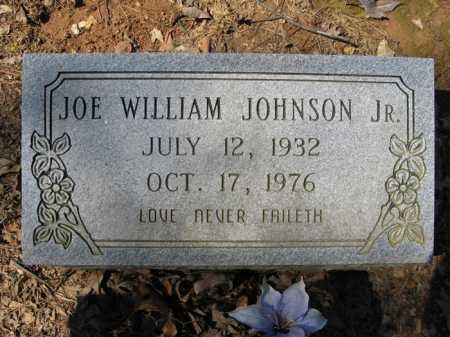 JOHNSON, JR., JOE WILLIAM - Garland County, Arkansas   JOE WILLIAM JOHNSON, JR. - Arkansas Gravestone Photos