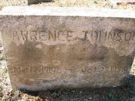 JOHNSON, LAWRENCE - Garland County, Arkansas | LAWRENCE JOHNSON - Arkansas Gravestone Photos