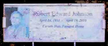 JOHNSON, ROBERT EDWARD - Garland County, Arkansas | ROBERT EDWARD JOHNSON - Arkansas Gravestone Photos
