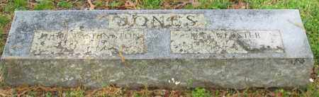 JONES, JOHN WASHINGTON - Garland County, Arkansas | JOHN WASHINGTON JONES - Arkansas Gravestone Photos