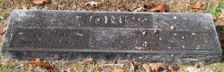 JONES, JOHN OTIS - Garland County, Arkansas | JOHN OTIS JONES - Arkansas Gravestone Photos