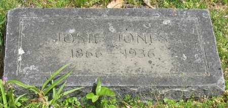JONES, JOSIE - Garland County, Arkansas | JOSIE JONES - Arkansas Gravestone Photos