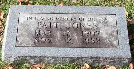 SHUMAKER JONES, PATTI - Garland County, Arkansas | PATTI SHUMAKER JONES - Arkansas Gravestone Photos
