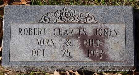 JONES, ROBERT CHARLES - Garland County, Arkansas | ROBERT CHARLES JONES - Arkansas Gravestone Photos