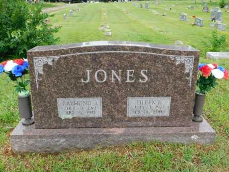 JONES, EILEEN E. - Garland County, Arkansas | EILEEN E. JONES - Arkansas Gravestone Photos