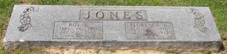 JONES, FLORENCE E. - Garland County, Arkansas   FLORENCE E. JONES - Arkansas Gravestone Photos