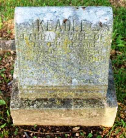 KEADLE, LAURA J. - Garland County, Arkansas   LAURA J. KEADLE - Arkansas Gravestone Photos