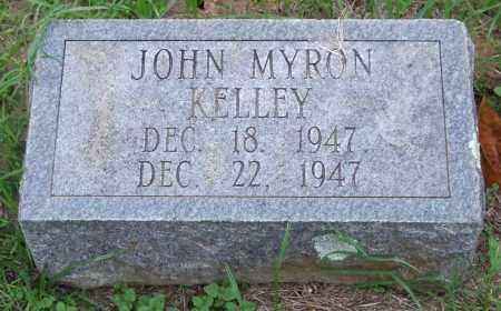 KELLEY, JOHN MYRON - Garland County, Arkansas   JOHN MYRON KELLEY - Arkansas Gravestone Photos