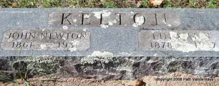 KELTON, LULA ANN - Garland County, Arkansas | LULA ANN KELTON - Arkansas Gravestone Photos