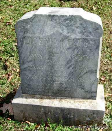 KELTON, LICENIA - Garland County, Arkansas | LICENIA KELTON - Arkansas Gravestone Photos