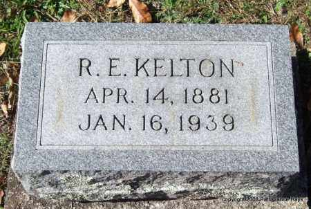 KELTON, R. E. - Garland County, Arkansas | R. E. KELTON - Arkansas Gravestone Photos