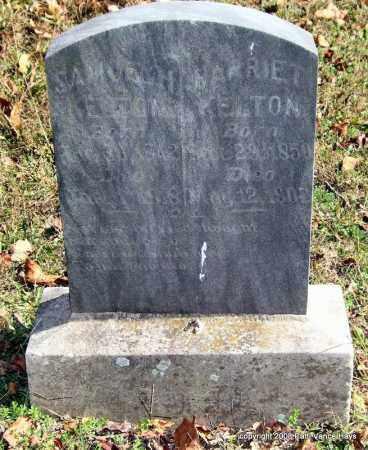 KELTON, HARRIET - Garland County, Arkansas | HARRIET KELTON - Arkansas Gravestone Photos