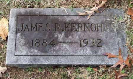 KERNOHAN, JAMES R. - Garland County, Arkansas   JAMES R. KERNOHAN - Arkansas Gravestone Photos