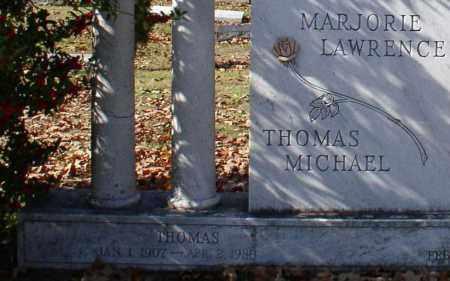 KING, THOMAS MICHAEL  (CLOSE UP) - Garland County, Arkansas | THOMAS MICHAEL  (CLOSE UP) KING - Arkansas Gravestone Photos