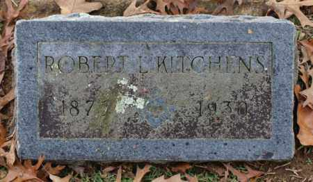 KITCHENS, ROBERT L. - Garland County, Arkansas | ROBERT L. KITCHENS - Arkansas Gravestone Photos