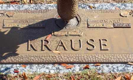 GAVORA KRAUSE, ANNE - Garland County, Arkansas | ANNE GAVORA KRAUSE - Arkansas Gravestone Photos