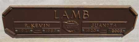 LAMB, JUANITA ROSE - Garland County, Arkansas | JUANITA ROSE LAMB - Arkansas Gravestone Photos