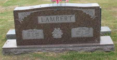 LAMBERT, GUSTA - Garland County, Arkansas | GUSTA LAMBERT - Arkansas Gravestone Photos
