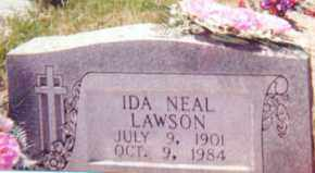 LAWSON, IDA - Garland County, Arkansas | IDA LAWSON - Arkansas Gravestone Photos