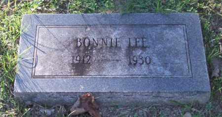 LEE, BONNIE - Garland County, Arkansas | BONNIE LEE - Arkansas Gravestone Photos