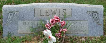 GARDENHIRE LEWIS, VERNA - Garland County, Arkansas | VERNA GARDENHIRE LEWIS - Arkansas Gravestone Photos