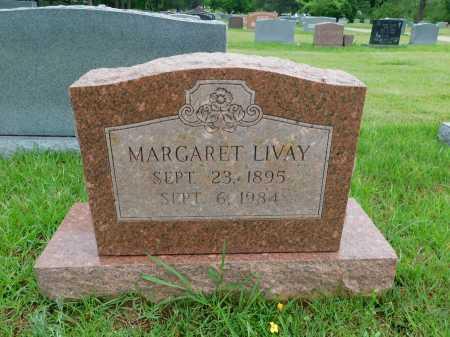LIVAY, MARGARET - Garland County, Arkansas | MARGARET LIVAY - Arkansas Gravestone Photos