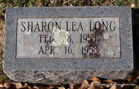 LONG, SHARON LEA - Garland County, Arkansas   SHARON LEA LONG - Arkansas Gravestone Photos