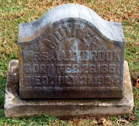 LYBROOK, J. A. - Garland County, Arkansas | J. A. LYBROOK - Arkansas Gravestone Photos