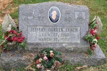 LYNCH, JEFFERY DARREN - Garland County, Arkansas | JEFFERY DARREN LYNCH - Arkansas Gravestone Photos