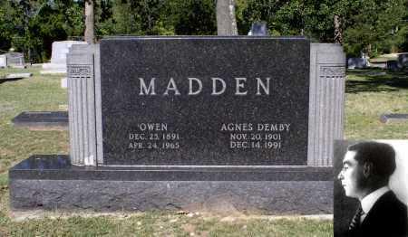 MADDEN, FLORENCE AGNES - Garland County, Arkansas | FLORENCE AGNES MADDEN - Arkansas Gravestone Photos