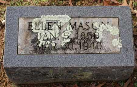 MASON, ELLEN - Garland County, Arkansas | ELLEN MASON - Arkansas Gravestone Photos