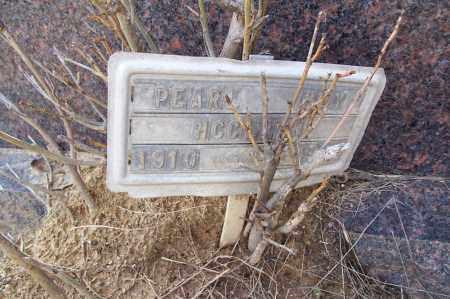 MCCLAIN, PEARL MAY - Garland County, Arkansas | PEARL MAY MCCLAIN - Arkansas Gravestone Photos