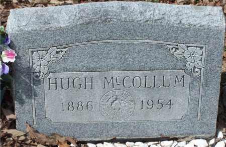 MCCOLLUM, HUGH - Garland County, Arkansas | HUGH MCCOLLUM - Arkansas Gravestone Photos