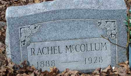 MCCOLLUM, RACHEL - Garland County, Arkansas   RACHEL MCCOLLUM - Arkansas Gravestone Photos