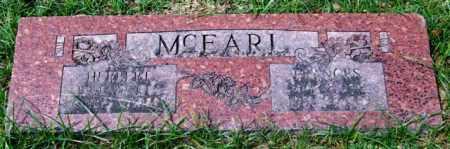 MCEARL, FRANCES - Garland County, Arkansas   FRANCES MCEARL - Arkansas Gravestone Photos